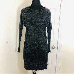 Maison Scotch Dresses - Maison Scotch la Femme Selon Marie Marl Dress Sz 1